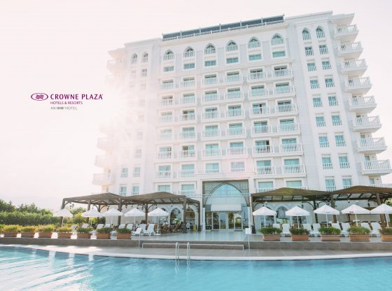 Crowne Plaza Antalya spor